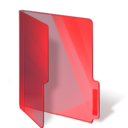 Red Folder Png Icon