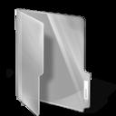 White Folder Png Icon