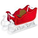 sleigh Png Icon