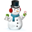 snowman large png icon