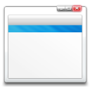 window large png icon