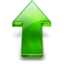 arrow up large png icon