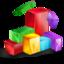 defragmentation large png icon