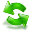 refresh large png icon