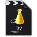 DV png icon