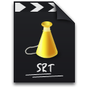 srt Png Icon