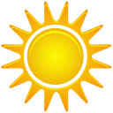 Sunny Png Icon