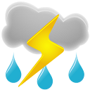thunderstorm png icon