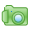 green imagelink png icon