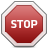 Signal stop Png Icon