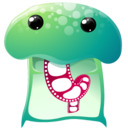 Weird Creature Icon 24 large png icon