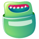 Weird Creature Icon 37 large png icon