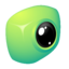 Weird Creature Icon 15 large png icon
