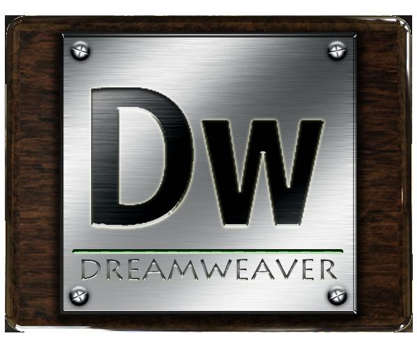 dreamweaver large png icon