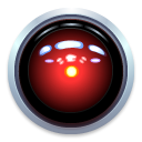 HAL 9000 Png Icon