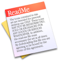 readme Png Icon