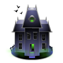 haunted png icon