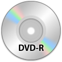 The DVD R Png Icon