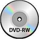 The DVD RW