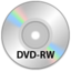 The DVD RW large png icon