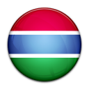 gambia Png Icon