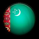turkmenistan Png Icon