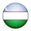 uzbekistan Png Icon