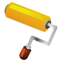 paintroller Png Icon