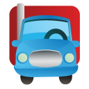 lorry Png Icon