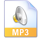 Crystal Mp 3 png icon