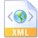xml png icon