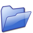 Open Folder Png Icon