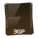 3gp Png Icon