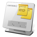 control panel Png Icon
