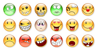 aqua-smiles-xp icons thumbnails