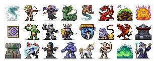 archon icons thumbnails