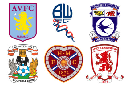 British Football Club thumbnails