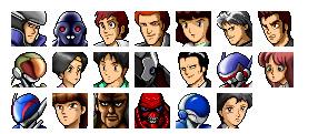 bubblegum-crisis-20 icons thumbnails