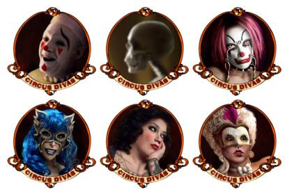 Circus DIvas thumbnails