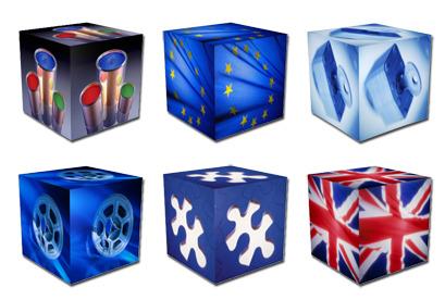 Cubes thumbnails