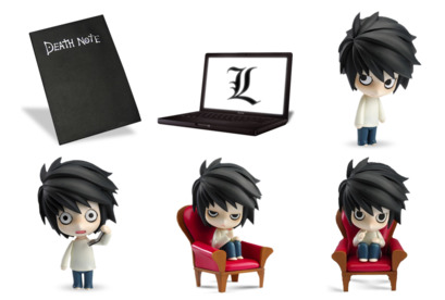 Death Note thumbnails