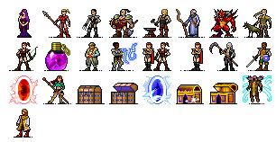 Diablo II thumbnails