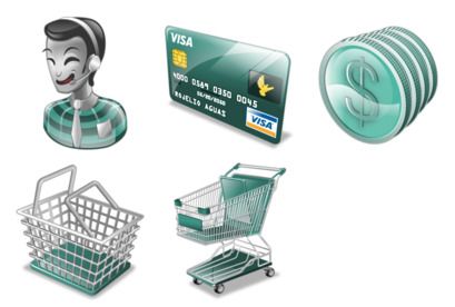 e-commerce-1 icons thumbnails