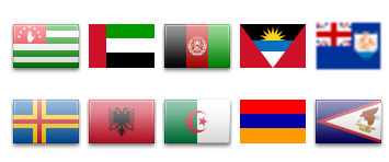 flags icons thumbnails