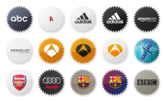 Fortune 500 Badges thumbnails