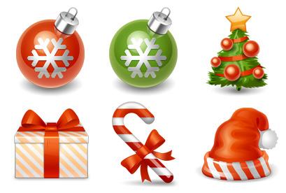 Free Christmas thumbnails