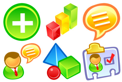 Free Icons Web thumbnails