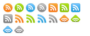 Free Web 2.0 RSS thumbnails