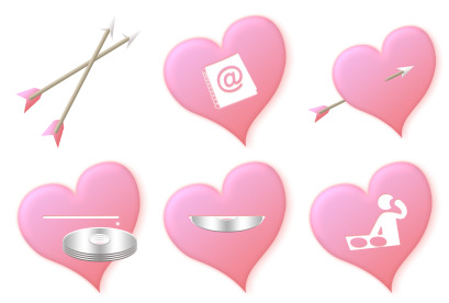 funny-valentines icons thumbnails