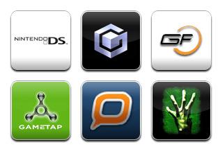 gaming icons thumbnails